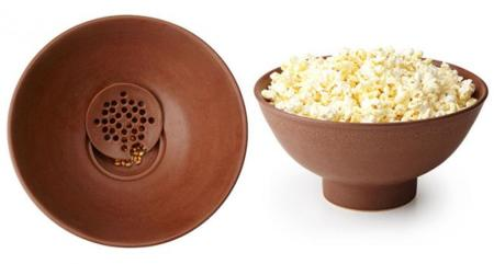 Si te gustan las palomitas de maíz, querrás tener este tazón