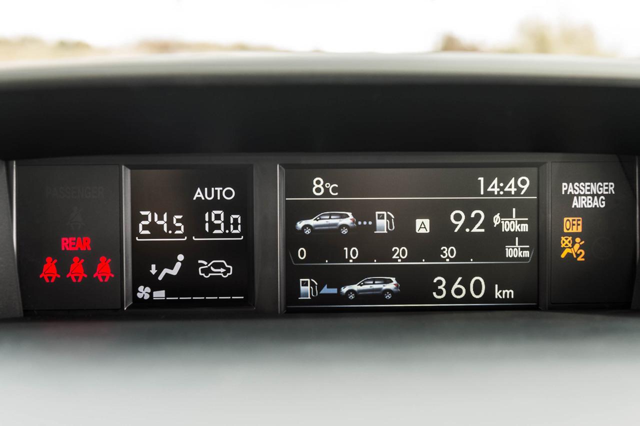 Foto de Subaru Forester 2015 (presentación) (10/33)