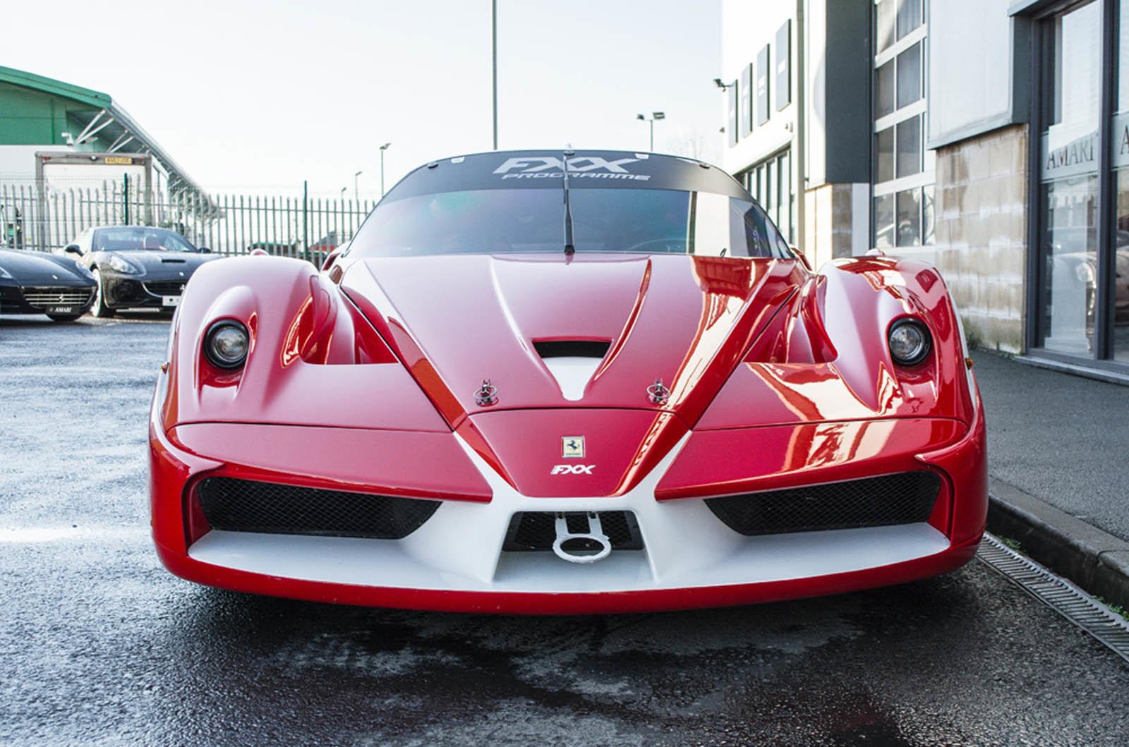 Foto de Ferrari FXX Evoluzione Stradale (1/29)
