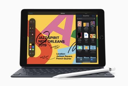 Nuevo iPad de 10,2 pulgadas: el iPad más barato de todos mejora su tamaño y especificaciones