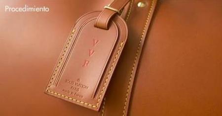 Cómo personaliza Louis Vuitton su marroquinería
