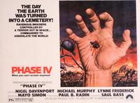 Ciencia-ficción: 'Sucesos en la IV fase', de Saul Bass