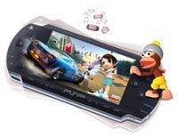 Juegos del lanzamiento europeo de la PSP