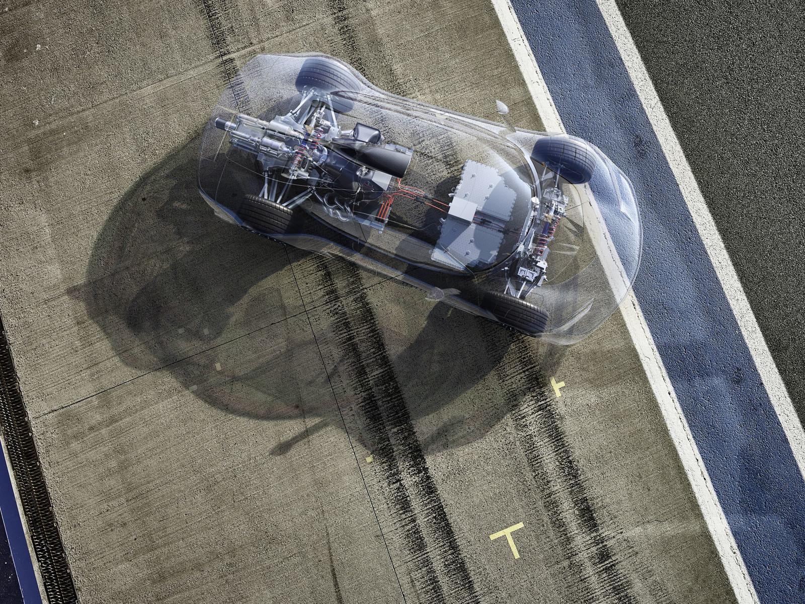Foto de Mercedes-AMG Project ONE (4/12)