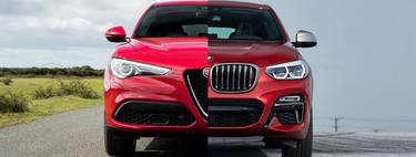 Comparativa Alfa Romeo Stelvio vs BMW X4: ¿cuál es mejor para comprar?