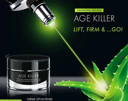 Veld´s lanza Age Killer Crème Lift-in-tense. Alta Cosmética reafirmante anti-edad