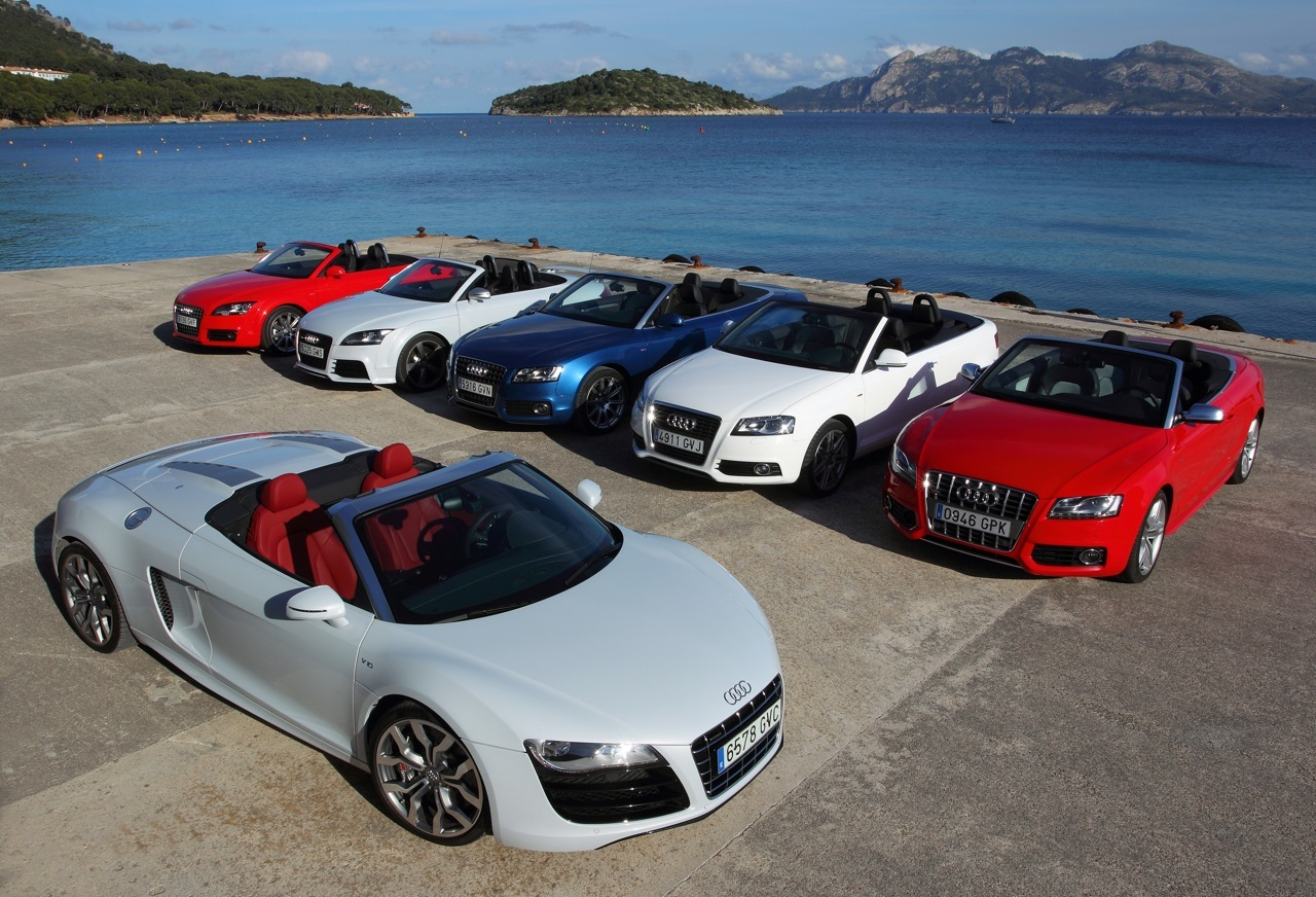 Foto de Audi Cabrios Gama (13/21)