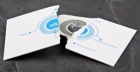 Moo NFC card