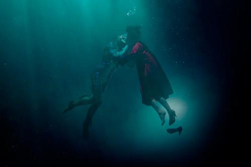 Los cinco motivos por los que 'La forma del agua' es la favorita para los Oscar 2018