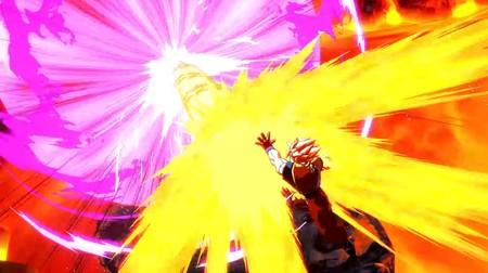 Dragon Ball Fighterz Goku Freezer