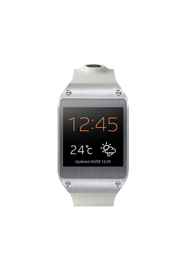 Samsung Galaxy Gear en imágenes