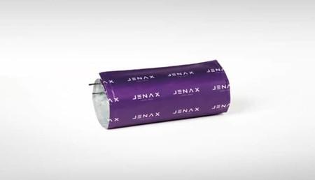 Así es la nueva batería ultra-delgada, enrollable y no inflamable de Jenax