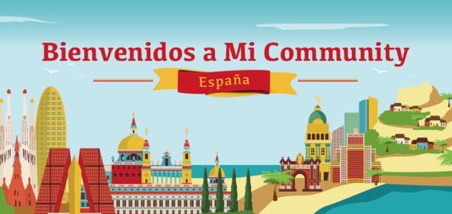 Community Xiaomi Espana