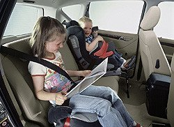 Los sistemas de retención infantil salvan vidas