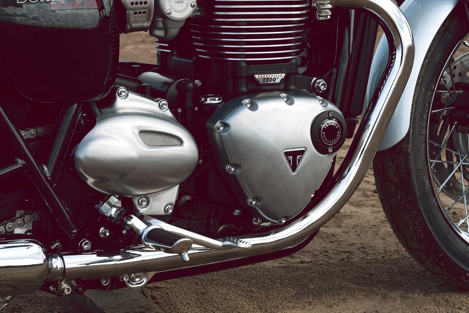 Foto de Triumph Bonneville T120 Bud Ekins 2020 (17/27)