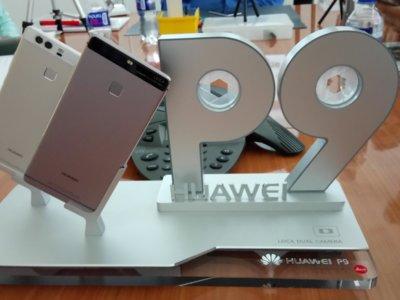 Cifra récord: Huawei P9 alcanza los seis millones de unidades vendidas