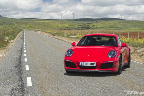 Porsche 911 Carrera 4S 2016, a prueba: ¿qué tal le habrá sentado el turbo?