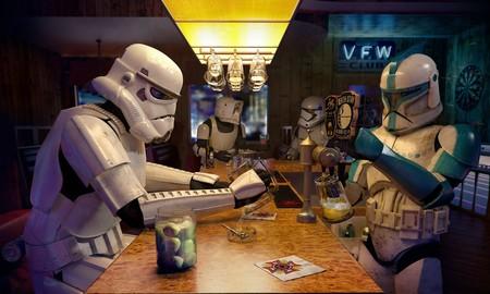 Vida De Un Stormtrooper