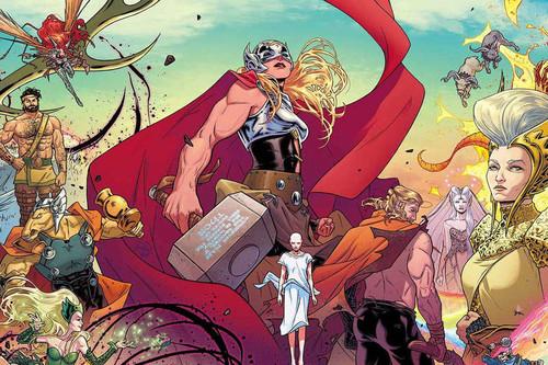 Que Thor sea una mujer en el Universo Marvel es un gran acierto: así fue una de las mejores etapas de los cómics