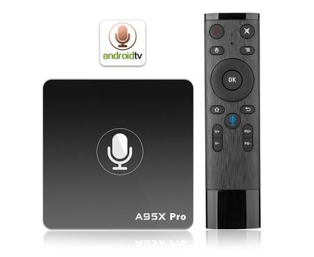 TV Box A95X Pro, con Android Nougat, por 30,36 euros y envío gratis con este cupón