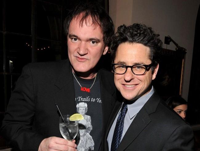 Tarantino y Abrams