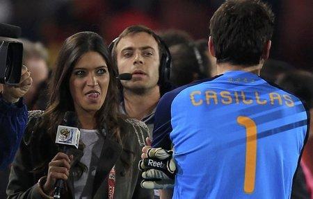 Sara Carbonero y Casillas