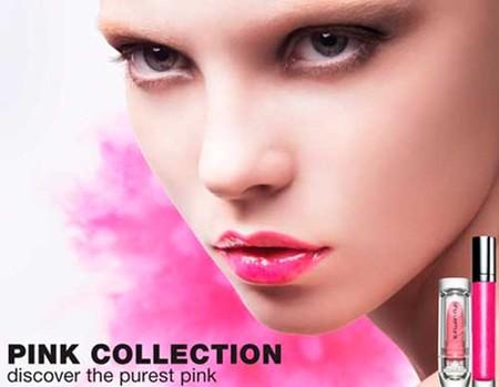 Rouge Unlimited Pink Collection, el rosa del verano 2009 de Shu Uemura