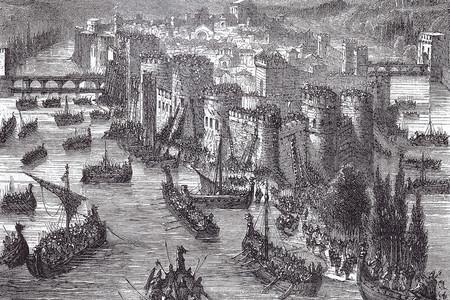 Vikingos Paris