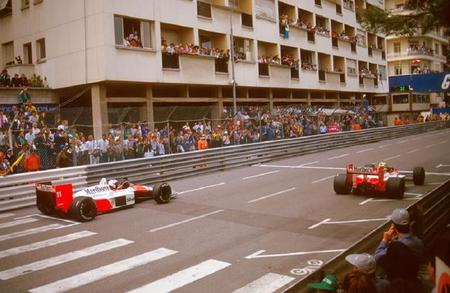 Alain Prost recuerda sus alegrías y frustraciones en Mónaco