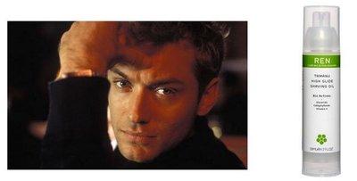 'Celebrity Beauty Item': dos productos de cuidado masculino utilizados por Jude Law y Colin Firth