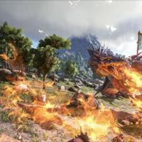 Lucha a muerte sobre bestias legendarias: ARK Survival Of The Fittest llega en julio a PS4