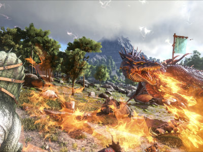 Lucha a muerte sobre bestias legendarias: ARK Survival Of The Fittest llega en julio a PS4
