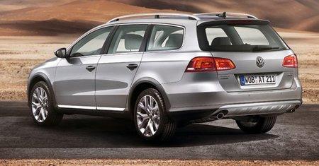 Volkswagen Passat Alltrack, el más campero de la gama