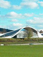 Centro Paul Klee, en Berna