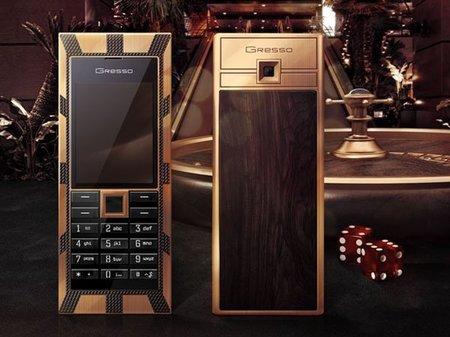 Gresso Luxor Las Vegas Jackpot, sólo 3 móviles de un millón de dólares