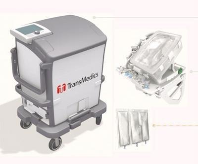 Trasmedics, para transportar órganos en las mejores condiciones
