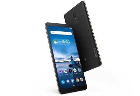 Lenovo Tab V7, la resurrección de los phablets llega con una enorme batería de 5.180 mAh y lista para consumo multimedia