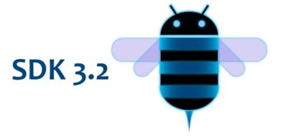 Ya disponible el SDK de Android 3.2