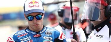 El paso atrás de Álex Márquez en MotoGP: tres caídas en cuatro carreras y poco 'feeling' con la Honda