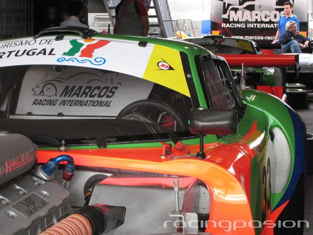 Foto de Campeonato de España de GT. Jarama 6 de junio (128/130)