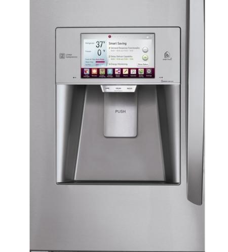 El frigorífico de LG te dirá qué tienes que comprar cuando estés en el supermercado