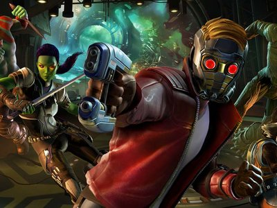 Guardians of the Galaxy The Telltale Series por fin nos muestra su primer trailes
