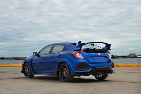 Honda Civic Type R 2018 a subasta
