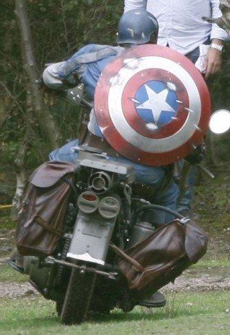 'Captain America: The First Avenger', primeras imágenes