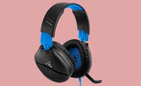 Estos auriculares gaming Turtle Beach cuestan menos de 25 euros, valen para consolas y PC y están a su mínimo histórico en Amazon