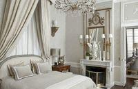 Una suite con aire decadente en Rue des Saints Peres en París