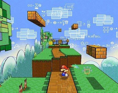 Super Paper Mario confirmado para Wii