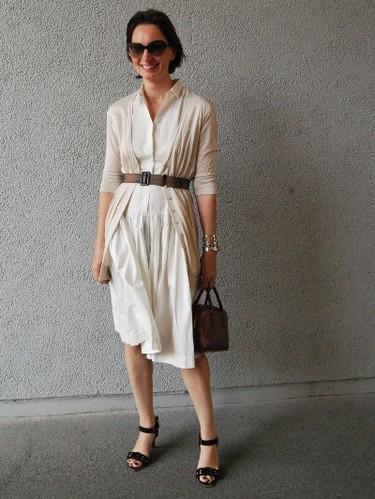 Looks sencillos y elegantes por las calles de Milán