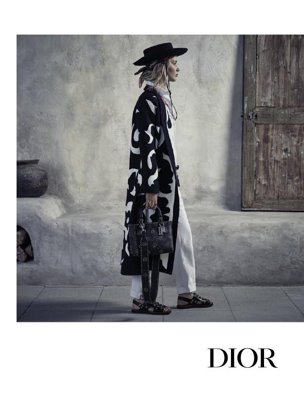 Foto de Jennifer Lawrence Dior colección de Crucero 2018 (4/6)