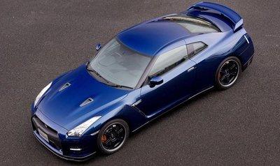 Nissan GT-R Track Pack, sólo con volante a la derecha